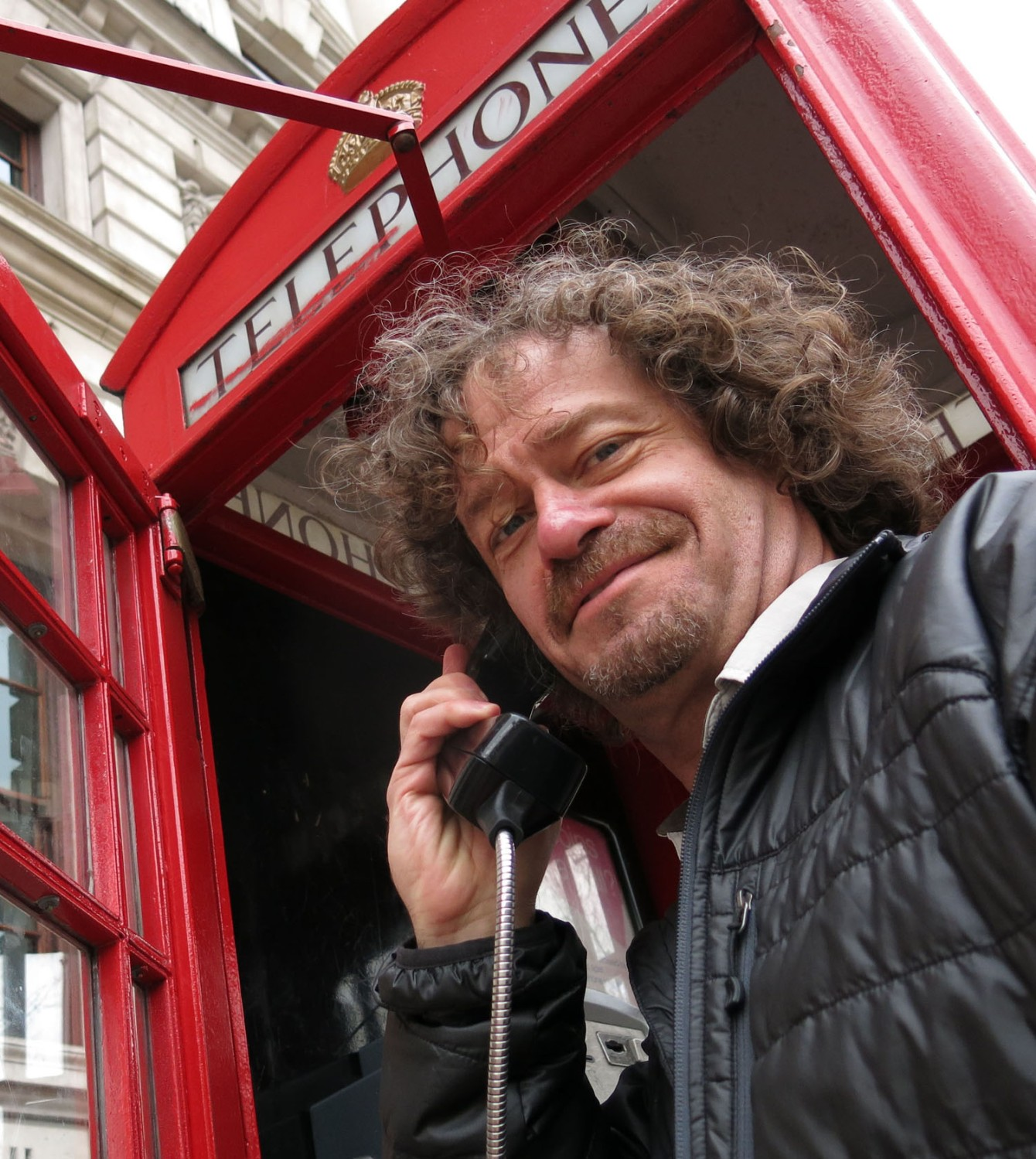 England-London-Frank-Telephone