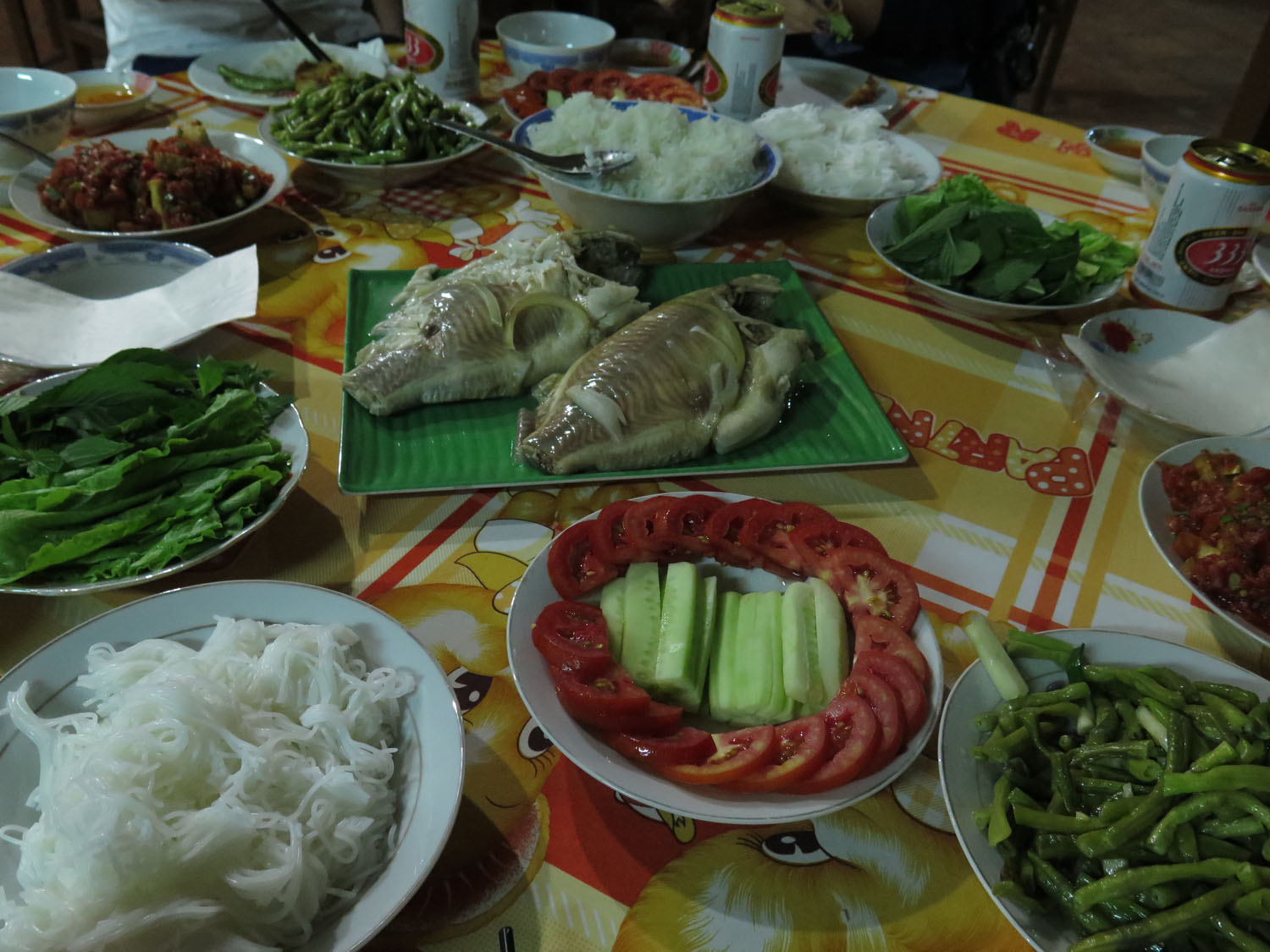 Vietnam-Mekong-Delta-Food-And-Drink-Dinner