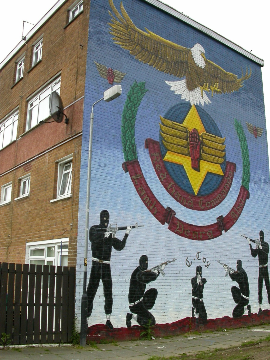 Northern-Ireland-Belfast-The-Troubles-Mural-Loyalist