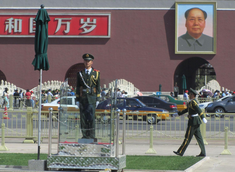 China-Beijing-Tiananmen-Square