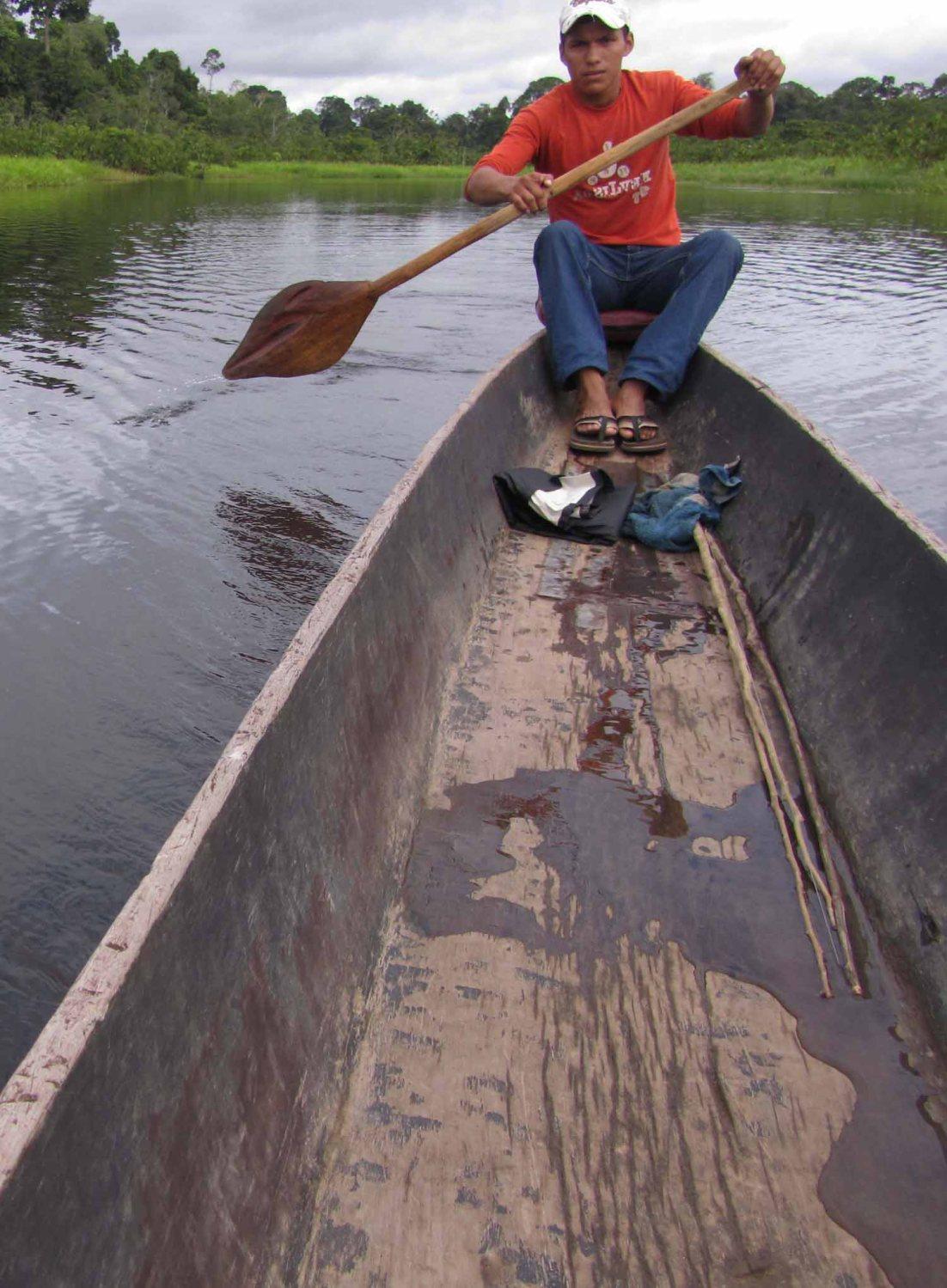 Amazon-Canoe-Amigo