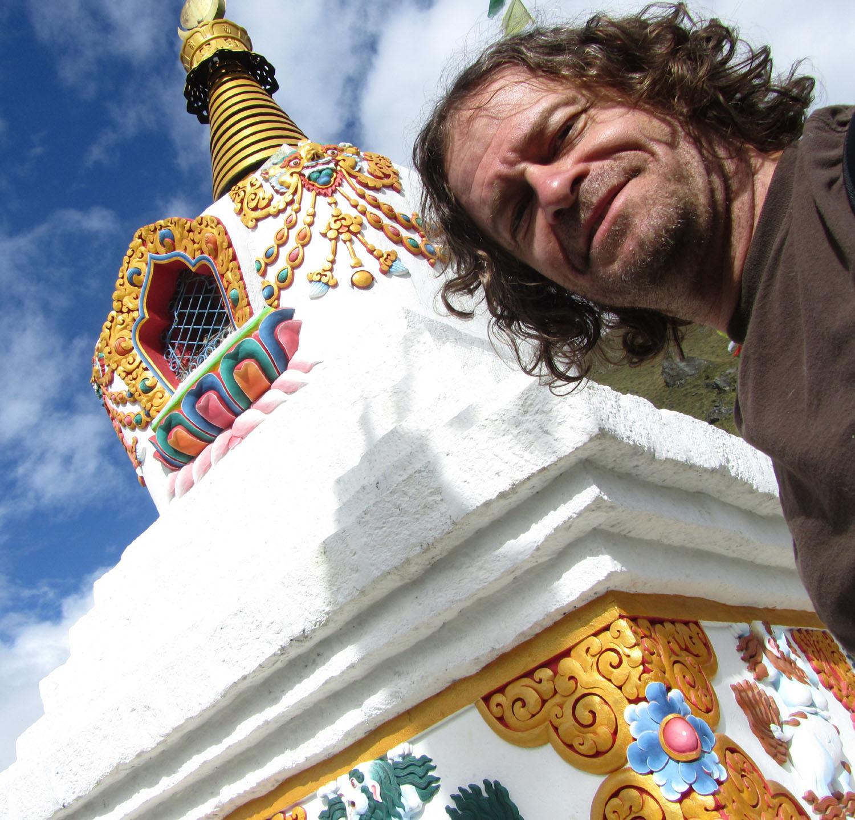 Nepal-Everest-Region-Trek-Day-05-Tengboche-Stupa