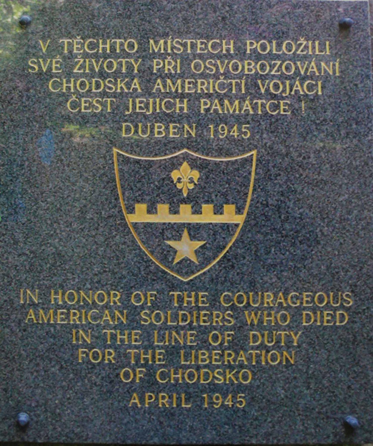 czech-republic-plzen-war-remembrance-chodsko