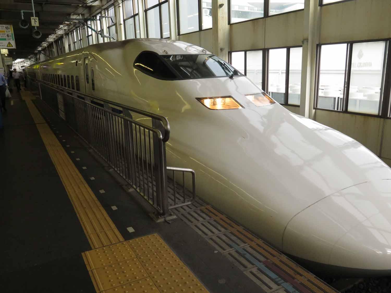 Japan-Shinkansen-Engine