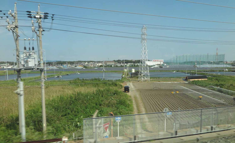 Japan-Shinkansen-Scenery