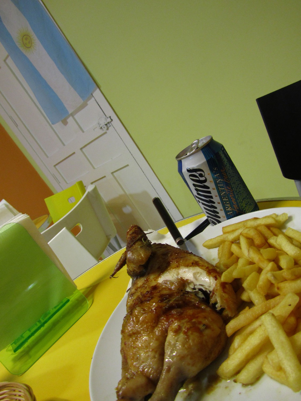Spain-Ronda-Argentine-Restaurant