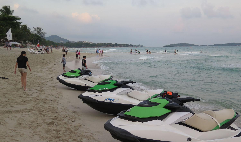 Thailand-Ko-Samui-Chaweng-Beach