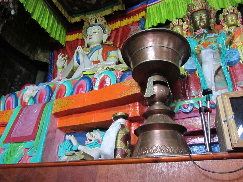 Nepal-Everest-Region-Trek-Day-05-Khumjung-Yeti-Gomba