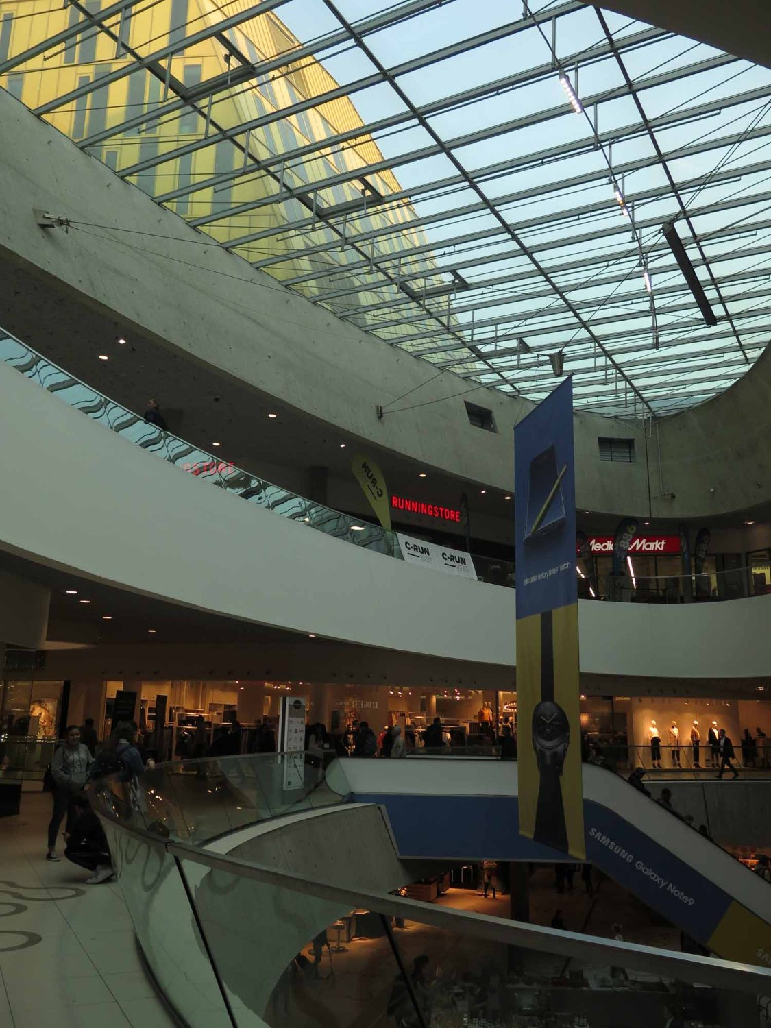 Austria-Vienna-Shopping-Mall