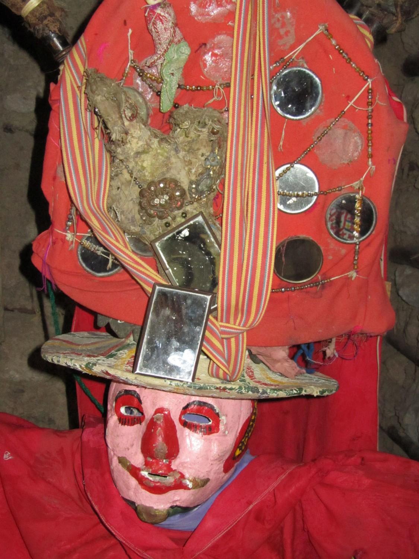 Ecuador-Quito-Fiesta-Mask