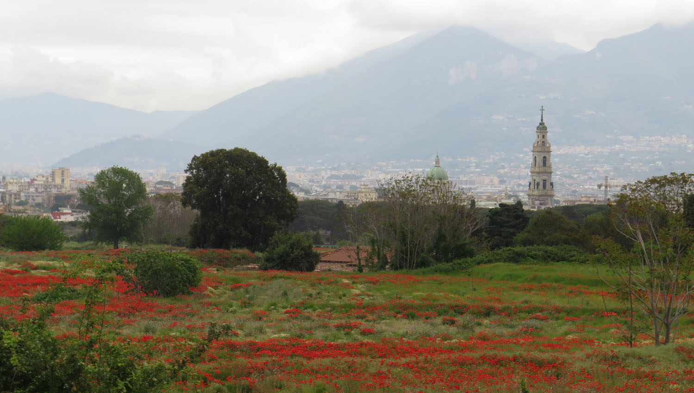 Italy-Pompeii-Surrounding-Terrain