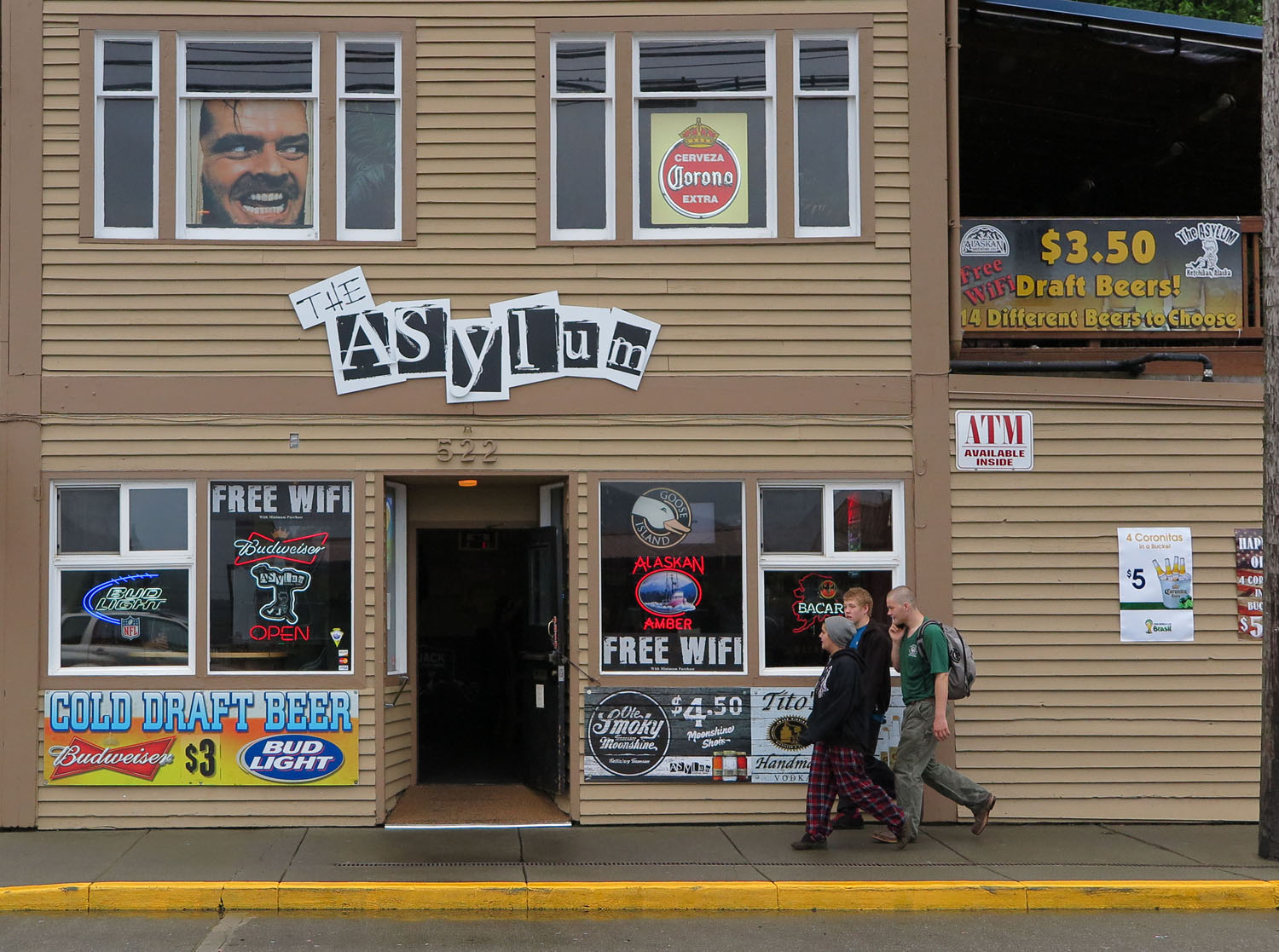 Alaska-Ketchikan-Asylum-Bar