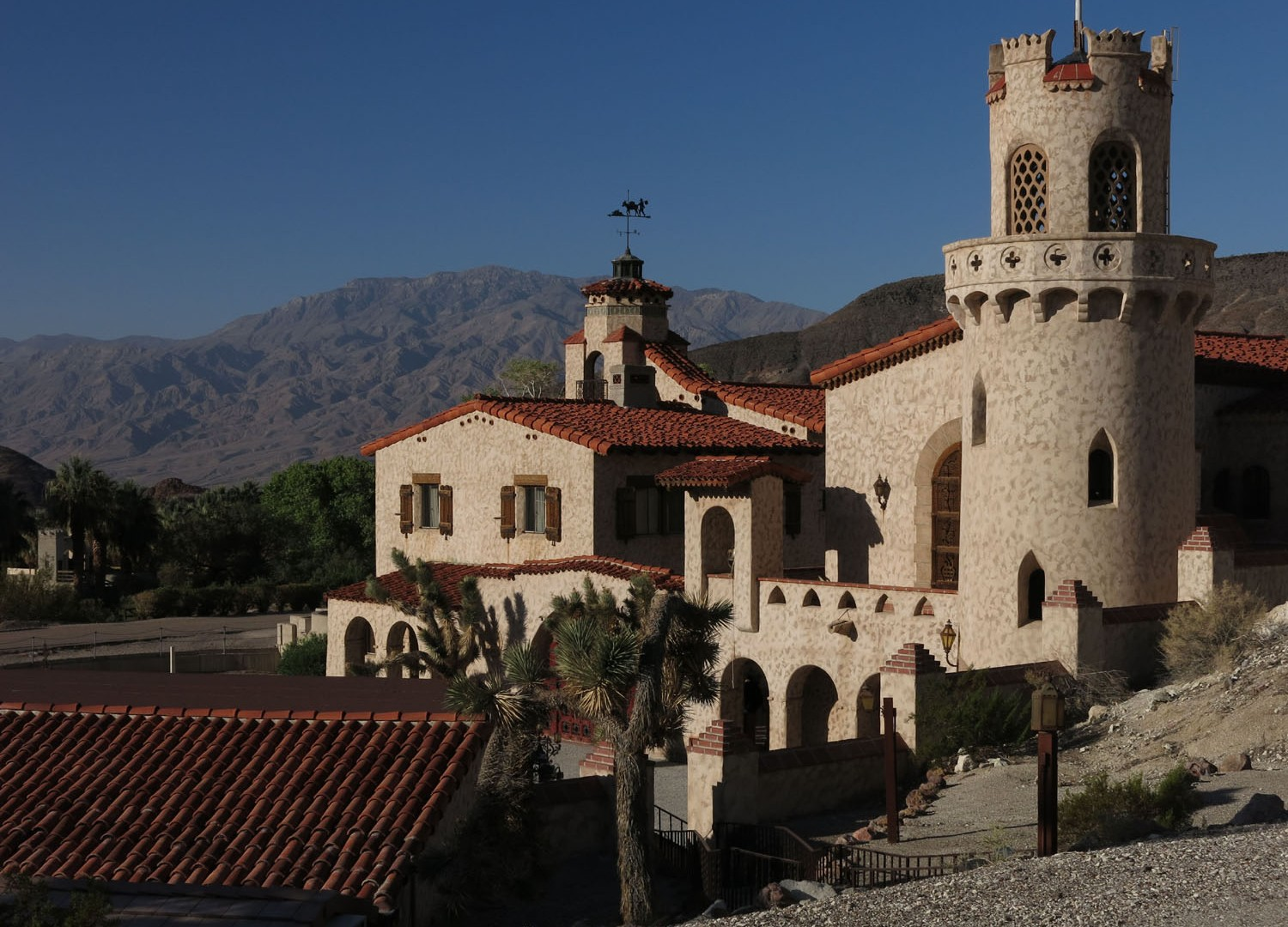 Death-Valley-Scottys-Castle-Exterior