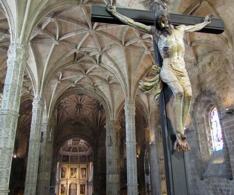Portugal-Lisbon-Monastery-Saint-Jerome