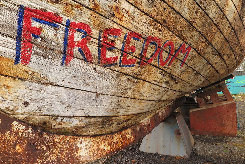 Iceland-Reykjavik-Freedom