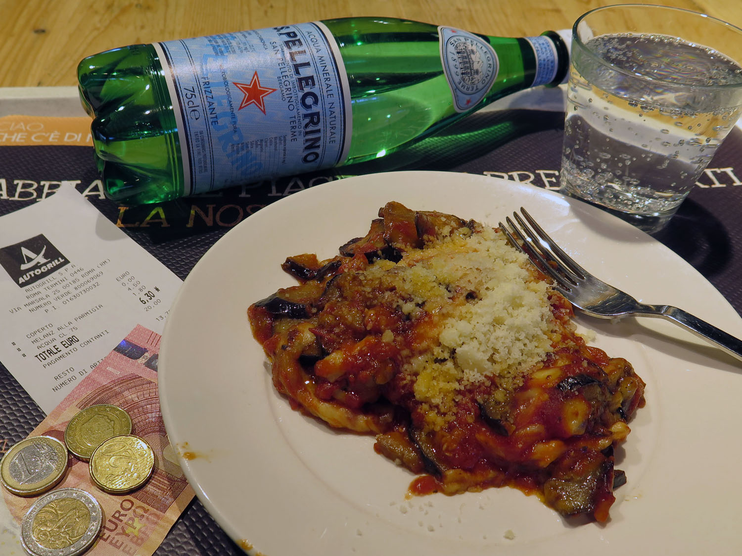 Italy-Rome-Food-And-Drink-Eggplant