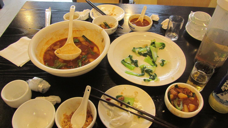 China-Suzhou-Dinner