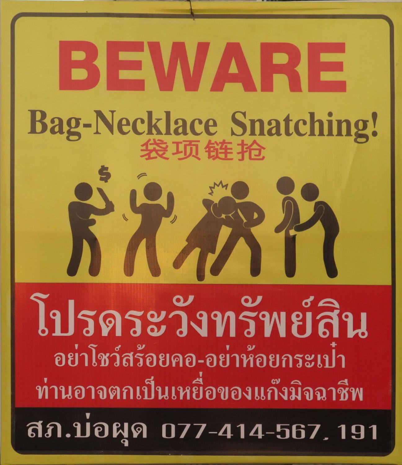 Thailand-Ko-Samui-Warning