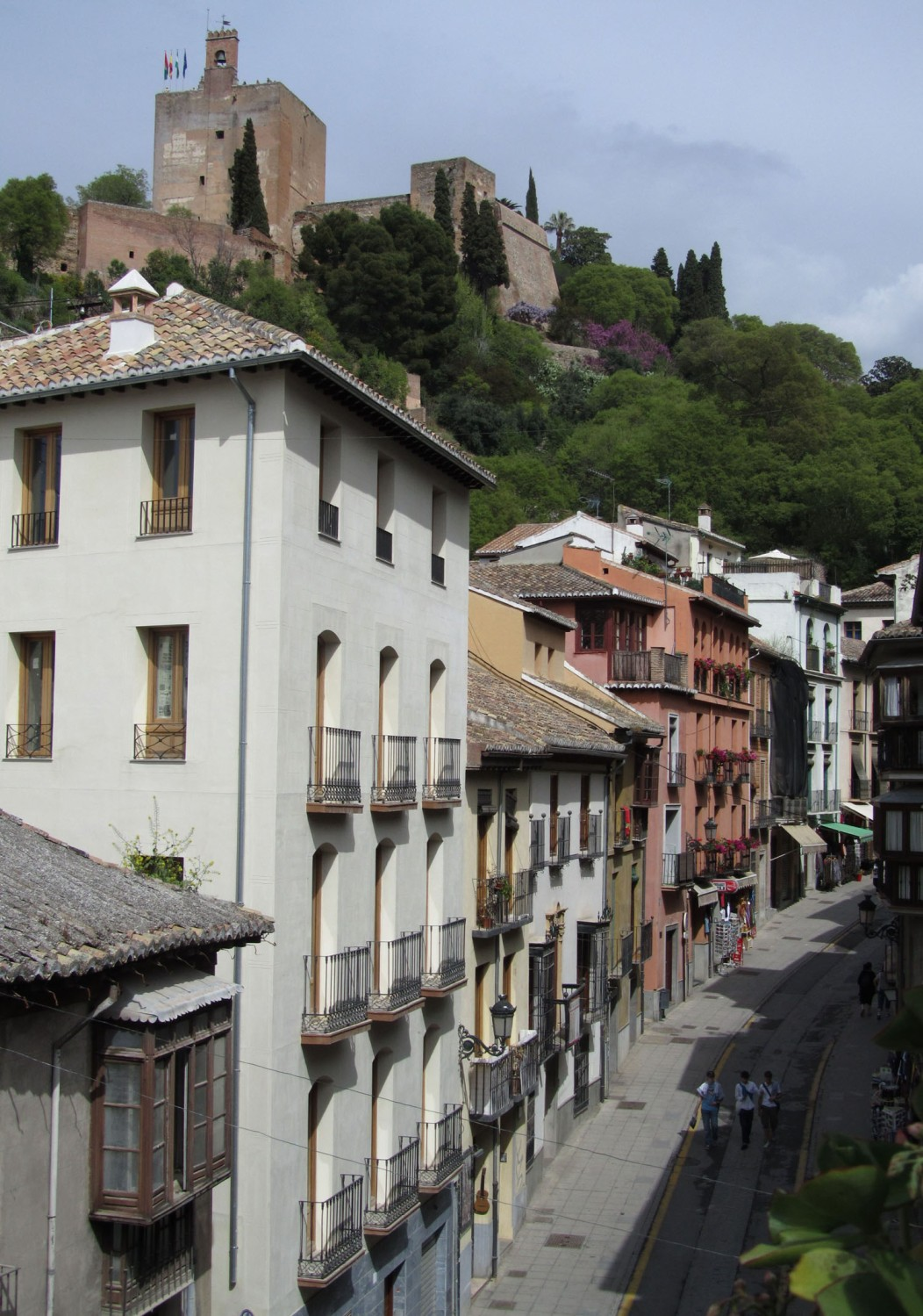 Spain-Granada-Alhambra