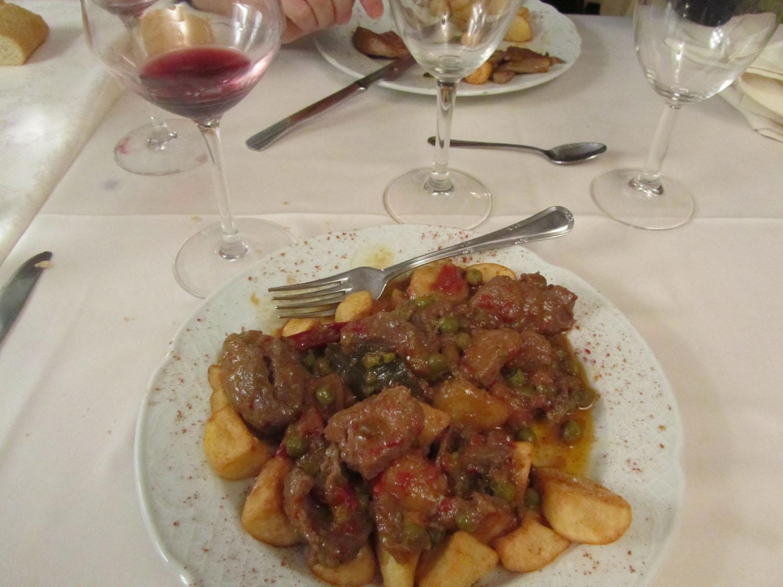 Camino-De-Santiago-Food-And-Drink-Estofado