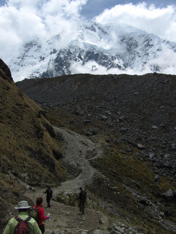 Peru-Salkantay-Trek-Day3-Climbing