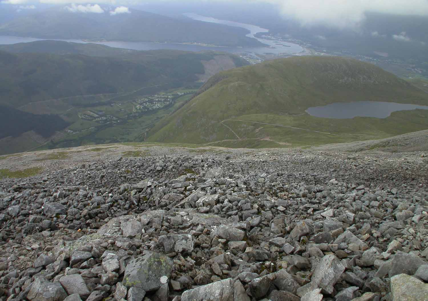 Scotland-Highlands-Ben-Nevis