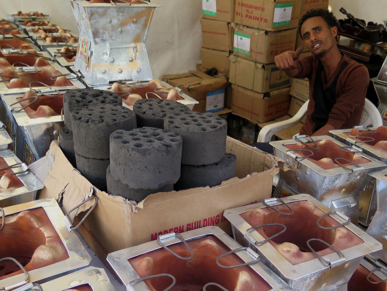 Ethiopia-Addis-Ababa-Expo-Charcoal