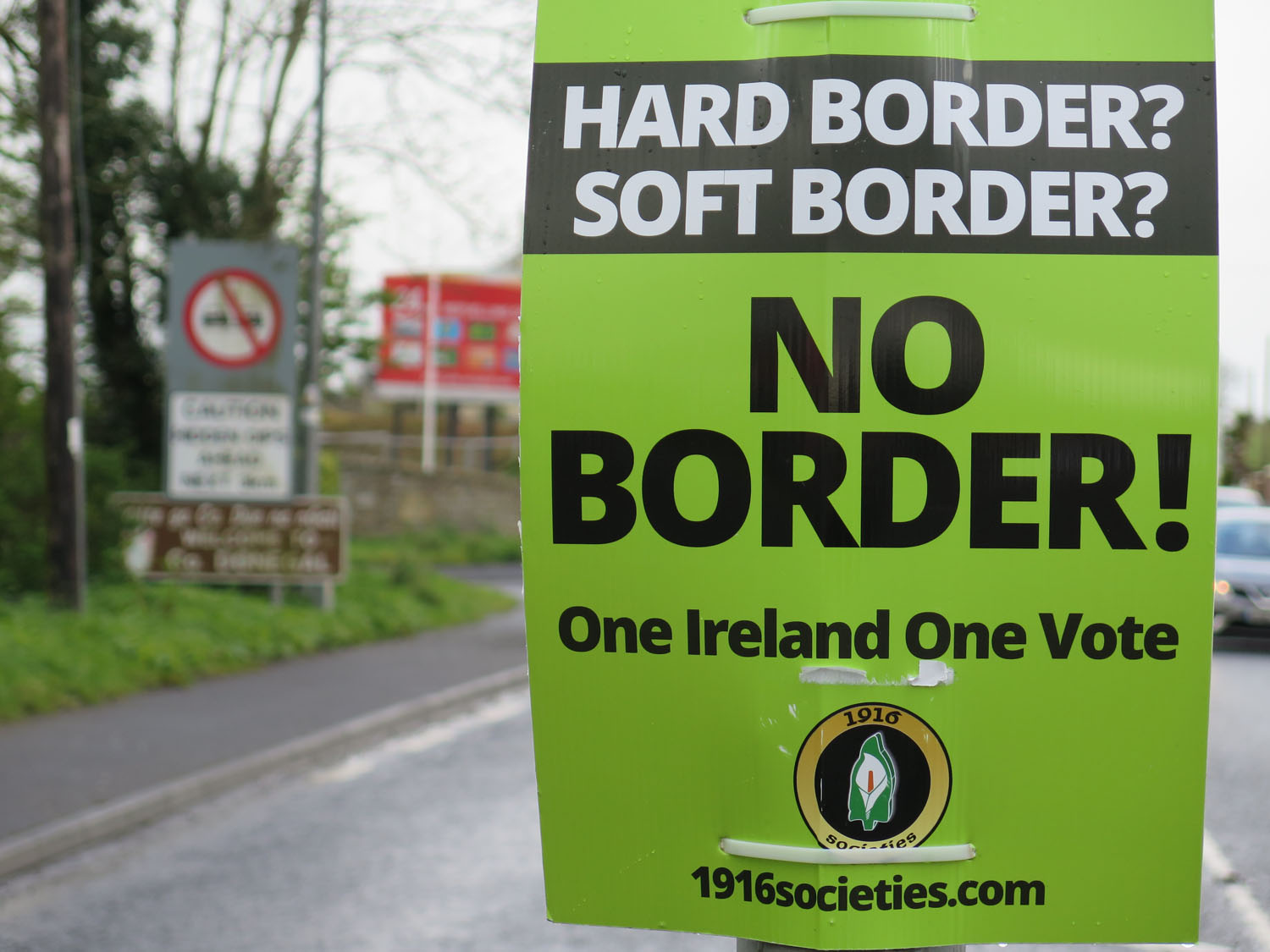 Northern-Ireland-Derry-Londonderry-No-Border
