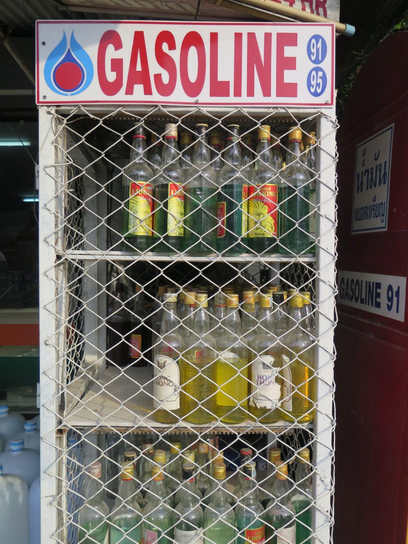 Thailand-Ko-Samui-Gasoline